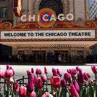 The Historic Chicago Theatre: Venue Tour